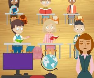 school, teaching, and школа image