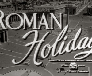 roman holiday, audrey hepburn, and film image