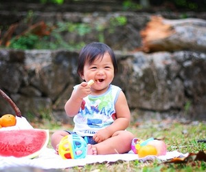 children, cooking, and healthy eating image