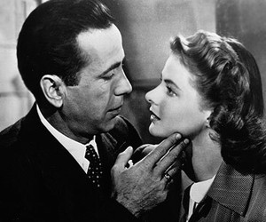 Casablanca and love image