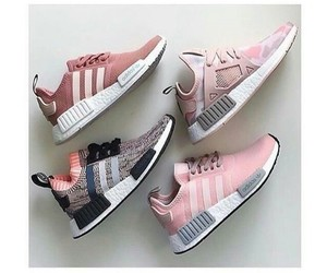 shoes, fashion, and adidas image