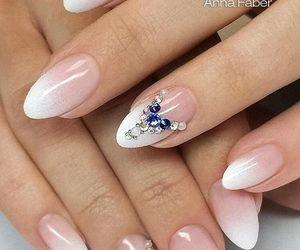indigo and nails image