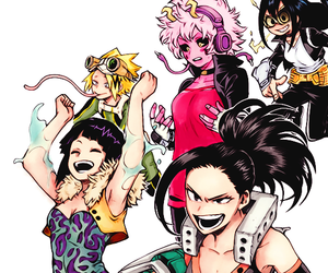 anime, manga, and boku no hero academia image
