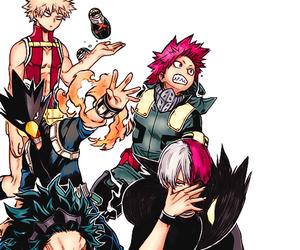 anime and my hero academia image