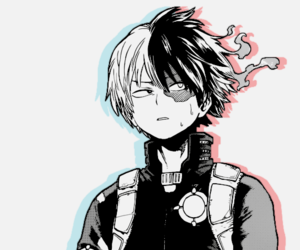 boku no hero academia, anime, and manga image