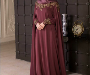 beauty, dress, and gown image