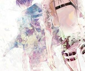 anime, wind, and shingeki no kiojin image