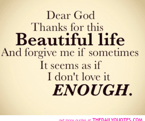 life, god, and quotes image