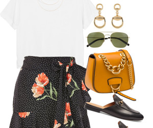 fashion, lookbook, and Polyvore image