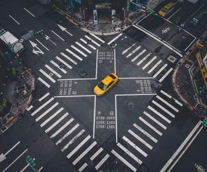 car, crossroads, and taipei image