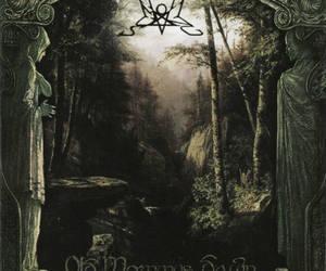 Black Metal, summoning, and green image