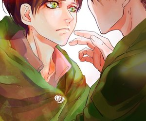 aesthetic, boy, and eren jeager image