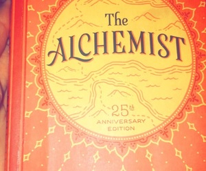 alchemist, book, and reading image