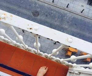 spain, balcony, and sevilla image