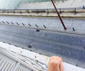 balcony, morning, and sevilla image