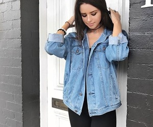jess conte, fashion, and goals image