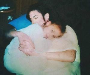 child, cute, and hug image