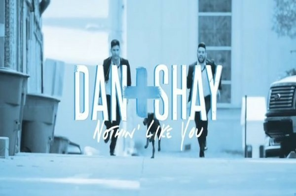 dan + shay and nothin like you image