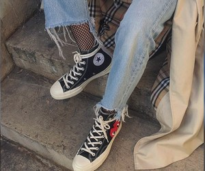 fashion, converse, and tumblr image