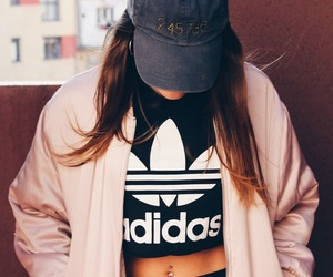 adidas, chill, and hipster image