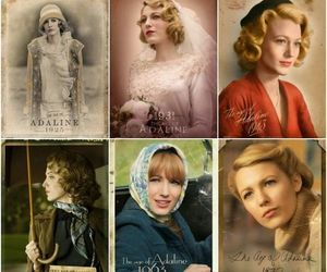 blake lively, movie, and the age of adaline image
