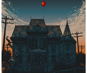 it, Stephen King, and it movie image