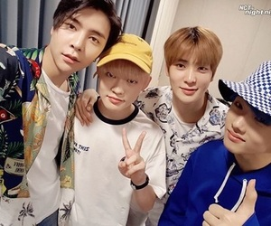 johnny, jisung, and jaehyun image