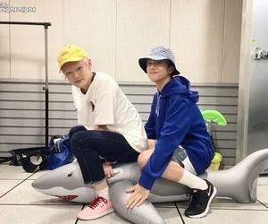 jaemin, donghyuck, and chenle image