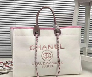 brand, chanel, and chic image