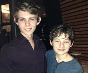 peter pan, henry, and ouat image