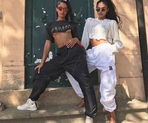 fashion, streetwear, and trend image