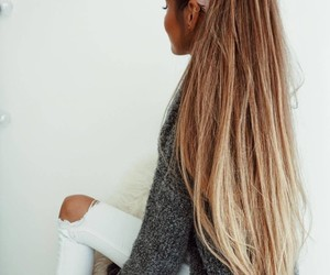hair, style, and clothing image