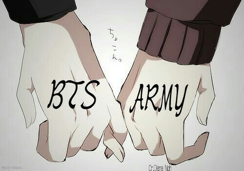 bts and army image