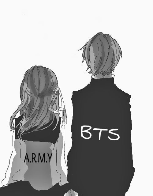army, kpop, and bts image