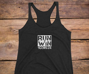 etsy, racerback tank top, and shirt for women image