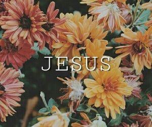 christian, faith, and floral image
