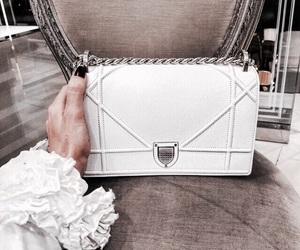 bag, fashion, and white image