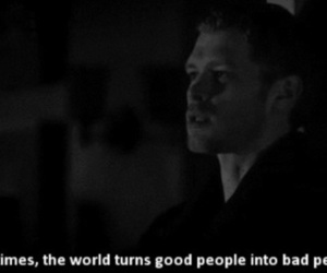quotes, Vampire Diaries, and joseph morgan image