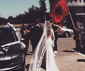 albanian, I DO, and wedding image