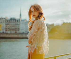 beauty, paris, and fashion image