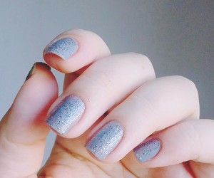 cinza, glitter, and grey image