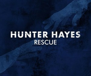 rescue and hunter hayes image