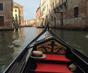 aesthetic, chic, and gondola image