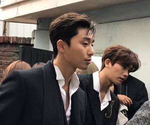 park seo joon, hwarang, and korean image