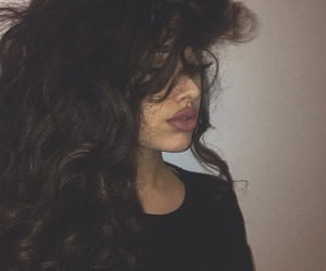 hair, goals, and lips image