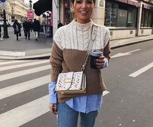 fashion, negin mirsalehi, and jeans image