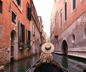 travel, venice, and venezia image