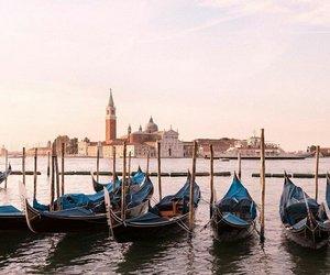 travel, venice, and venezia image