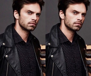 sebastian stan, winter soldier, and Marvel image