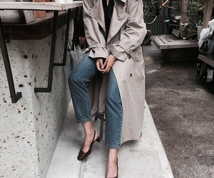 trench coat image